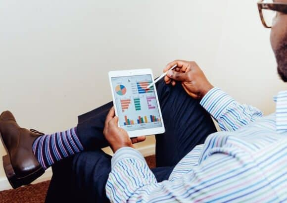 The importance of business analytics.